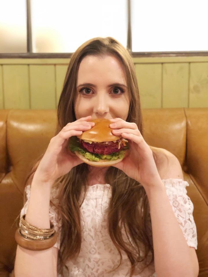 Byron Burger Vegan Menu Beetnik