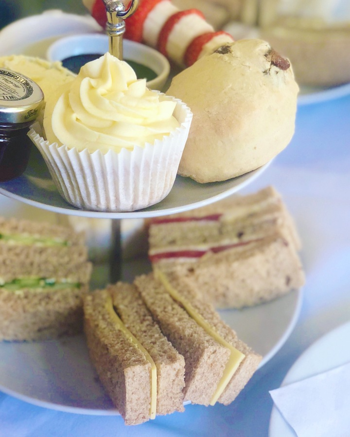 Vegan Afternoon Tea Essex