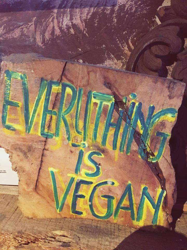 Tips for vegans