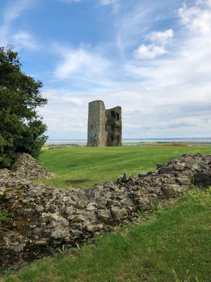 A Solo Trip To HadleighCastle